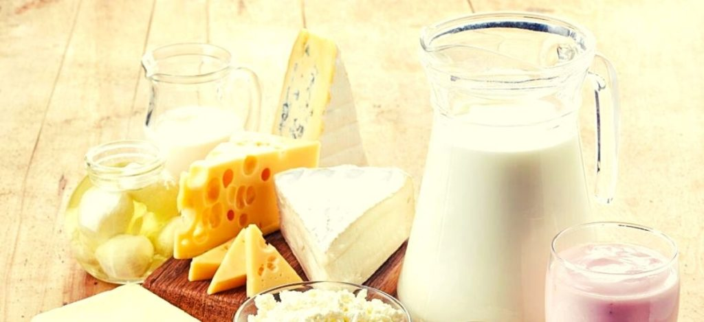 Low Fat Dairy